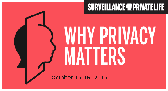 Privacy conference at Hannah Arfendt Center at Bard College