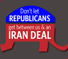 Don't Let Republicans Get Between Us and an Iran Deal